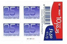 Niederlande Markenheftchen Postzegelboekje v1110b NVPH