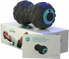 Vibe Rollers Vibe Hex Pro Deep Tissue Peanut Roller Muscle Therapy B3 AGE UK
