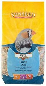 Sunseed Sunscription Vita Finch Formula, 2.5 Pound Bag