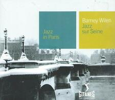 jazz CD album BARNEY WILEN - JAZZ SUR SEINE in PARIS / DIGIPACK NEW & SEALED