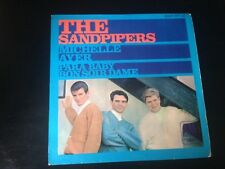 "SANDPIPERS SUNG IN SPANISH 7"" SINGLE EP SPAIN MICHELLE YESTERDAY BEATLES"