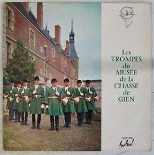 Les Trompes du Musée de la chasse de Gien 33 tours