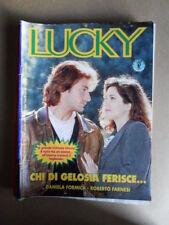 LUCKY n°334 1995 Rivista di Fotoromanzi ed. LANCIO [G831]