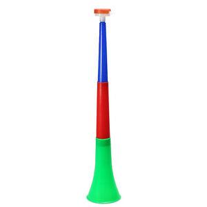 Vuvuzela Horns Soccer Fan Trumpet Fans Cheering Horn for Football V5F6