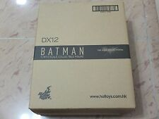 Hot Toys DX12 DX 12 Dark Knight Rises Batman Bruce Wayne Christopher OPEN NEW