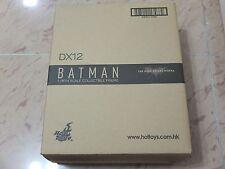 Hot Toys DX12 DX 12 Dark Knight Rises Batman Bruce Wayne Christopher NEW