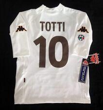 AS ROMA AWAY RETRO SHIRT 2000-01 CALCIO WINNER, TOTTI, BATISTUTA, CAFU, S M L XL