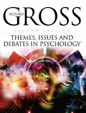 Themes, Issues & Debates in Psychology 2nd Edition,Richard Gross