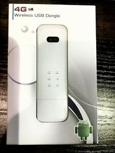 Unlocked (EE, Virgin) 4G LTE WIFI Wireless USB Dongle Stick Broadband UK