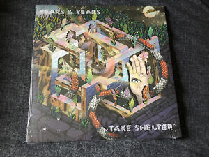 """YEARS & YEARS - Take Shelter EU 2014 Polydor 7"""" New And Sealed"""