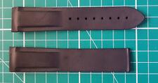 Correa para Omega Seamaster caucho silicona rubber band Planet Ocean 22mm.
