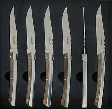 Berndorf Steakmesser Set 6 tlg. Steakset im Geschenkkarton Steak knives set 1A N