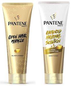 Pantene Open Hair Miracle 180 ml & Pentene Total Damage Care Conditioner