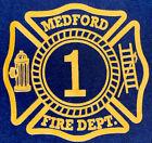 Medford Fire Department Suffolk County New York FDNY T- Shirt Sz M New