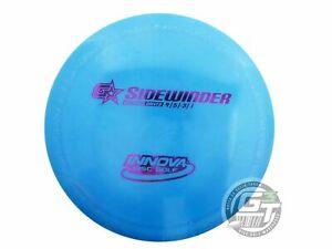 USED Innova GStar Sidewinder 167g Blue Purple Foil Distance Driver Golf Disc