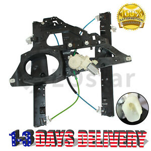 Window Regulator Front Right for Ford Expedition Lincoln Navigator with motor