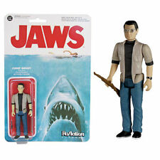 Funko ReAction Figures JAWS 5550 Chief Brody