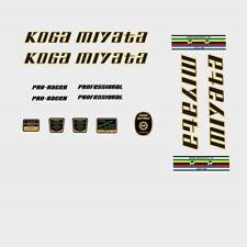 Koga Miyata Pro-Racer Bicycle Decals, Stickers n.790