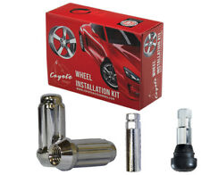 Wheel Lug Nut-Install Kit Truck Spline 14mm 2.00 5 Lug. 631573