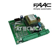 Centrale scheda elettronica automazione scorrevole FAAC 740D 202269 740 741 230V