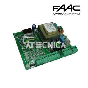 Central Placa Electrónica Automatización Corredero faac 740D 202269 740 741 230V