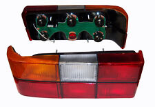 Volvo 240 244 Tail Light Complete Left Side w/ Black Molding MADE IN EU1372449 _