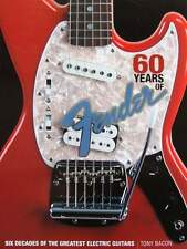 BOEK/LIVRE : 60 JAAR FENDER GITAREN (60 years of the greatest electric guitars