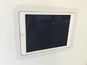 In-Wall iPad Mount for iPad Air1, Air2, Pro9.7, 2017 5th Gen, and 2018 6th Gen