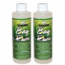Benjamins Bay Rum 8oz (Pack of 2)