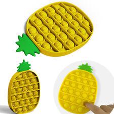 Push Pop it Bubble Fidget Toy Sensory Stress Relief Special Needs Autism Kids
