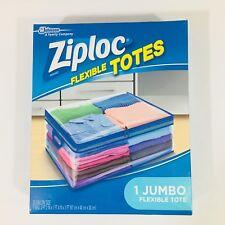 Ziploc Flexible Tote - Jumbo - 22 Gallons New