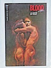 Blood: A Tale Communion Vol 2 Epic Prestige TPB Graphic Novel 1st Print NM (9.4)