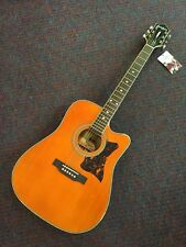 Epiphone Masterbilt-Acoustic/Electric Handmade Guitar-Store Demo-Discounted!