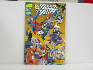 Green Lantern Comic Heft 2 von Dezember 1999, guter Zustand, DC / Dino Comics