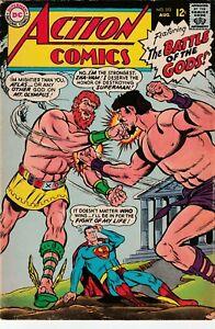 Action Comics #353 - DC - Silver Age - 1967 - VG+