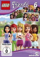 LEGO FRIENDS DVD 6   DVD NEU