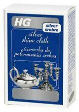 HG Silver Shine Polishing Cloth Jewellery Silverware - similar to Goddards
