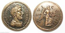 """Médaille en Bronze """" les monnaies Romaine  """" Padouan des MDP ( 069 )"""