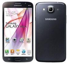Black Unlocked 5.8'' Samsung Galaxy Mega GT-I9152 Cellphone  8GB 1.5GB RAM 8MP