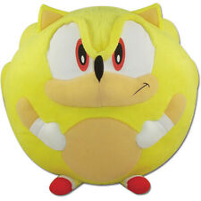 Sonic the Hedgehog Super Sonic Ball Plush 8-inch Official Licensed Great Eastern
