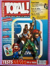 TOTAL! 100% Nintendo Magazin 10/1995 – Sammelauflösung – Sehr guter Zustand
