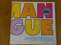 HUMAN LEAGUE - HYSTERIA VINYL LP UK V 20630  Gatefold Sleeve VIRGIN RECORDS 1984