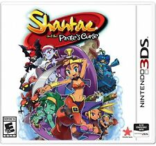 "Shantae and the Pirate's Curse - Nintendo 3DS ""NEW SEALED"" ""FREE SHIPPING"""