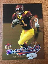2005 Ultra LUCKY 13 Dallas Cowboys Football Card #211 Marion Barber 550/599 RC