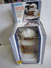Space Toy Roboter Toot Tut Robot Blue-Box Wind-Up 17 cm 70er 80er OVP