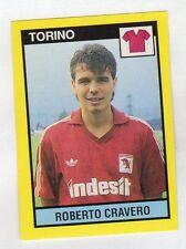 figurina IL GRANDE CALCIO VALLARDI 1988/89 NUMERO 278 TORINO CRAVERO