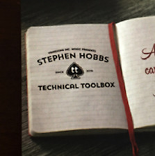 Technical Toolbox by Stephen Hobbs from Murphy's Magic
