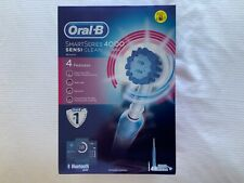 Oral-B SmartSeries 4000 Sensi Clean 3DAction Electric Toothbrush Bluetooth Smart