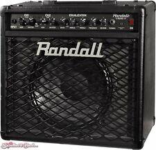 Randall RG80 80W 1x12 Guitar Combo Amplifier Black