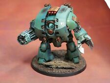 Warhammer 40k Leviathan Dreadnought ForgeWorld | Painted